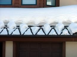 Frozen Downspouts Happy Homeowners