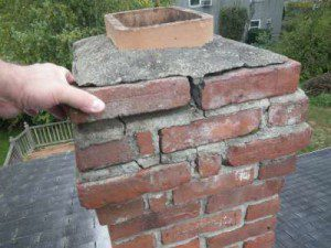 chimney needs pointing