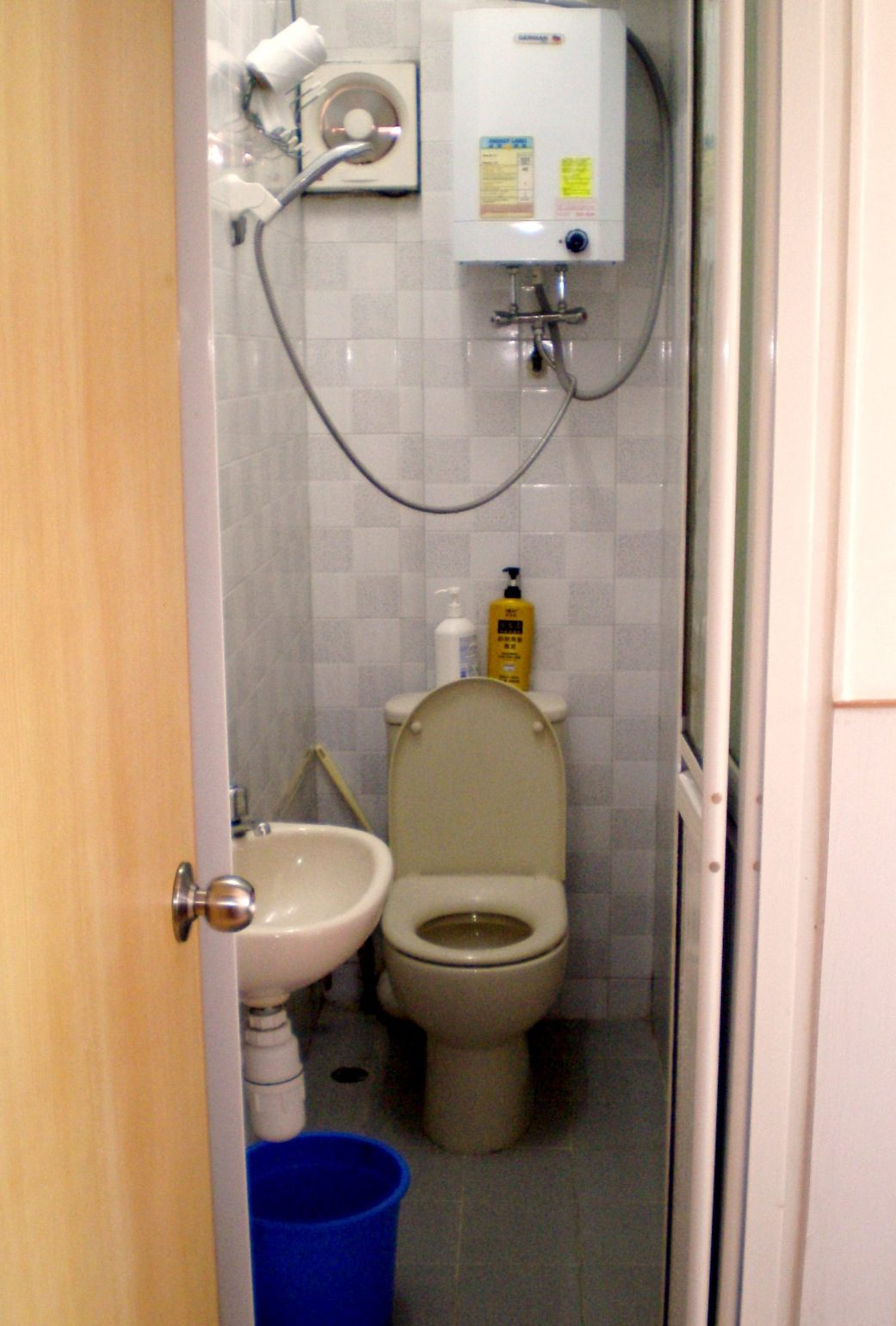 Charmant Smallbathroom