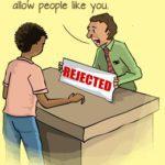 discriminate