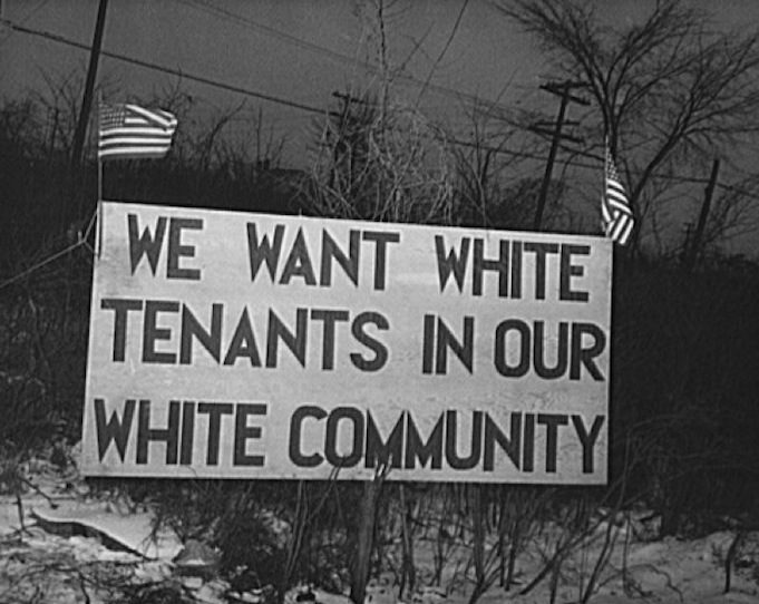 why do we have fair housing laws in america? - rona fischman