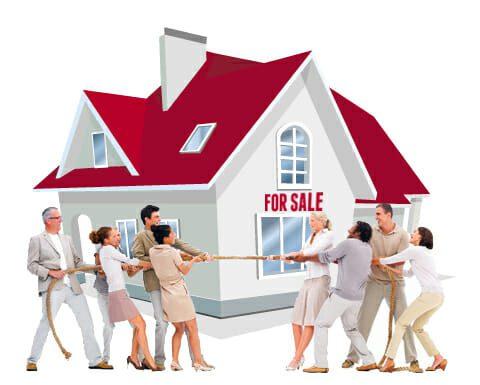 Bidding wars real estate