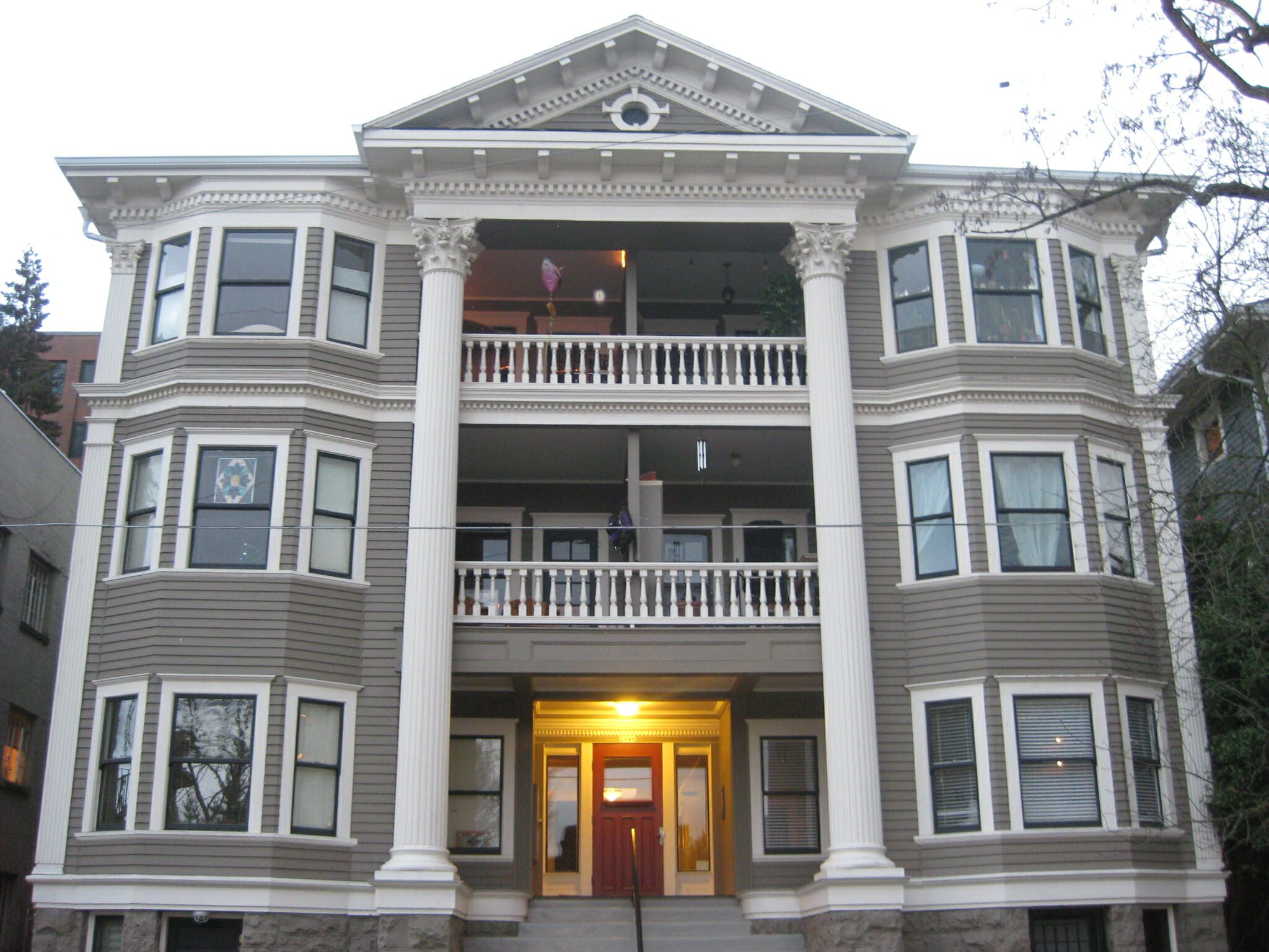 Multifamily, after renovation
