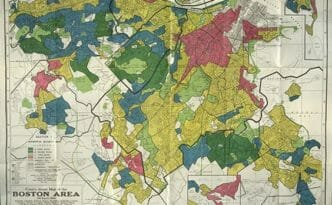 Redlining Boston