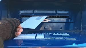 New mailbox 2020