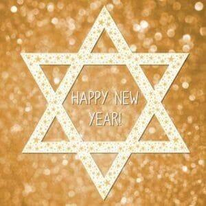 happy Jewish new year