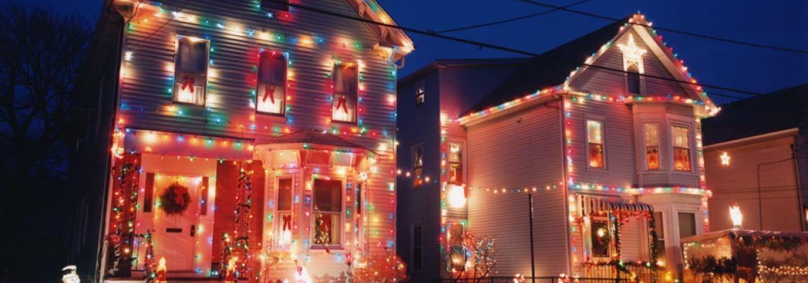 Christmas Illuminations Tour