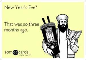 new year 3 months ago